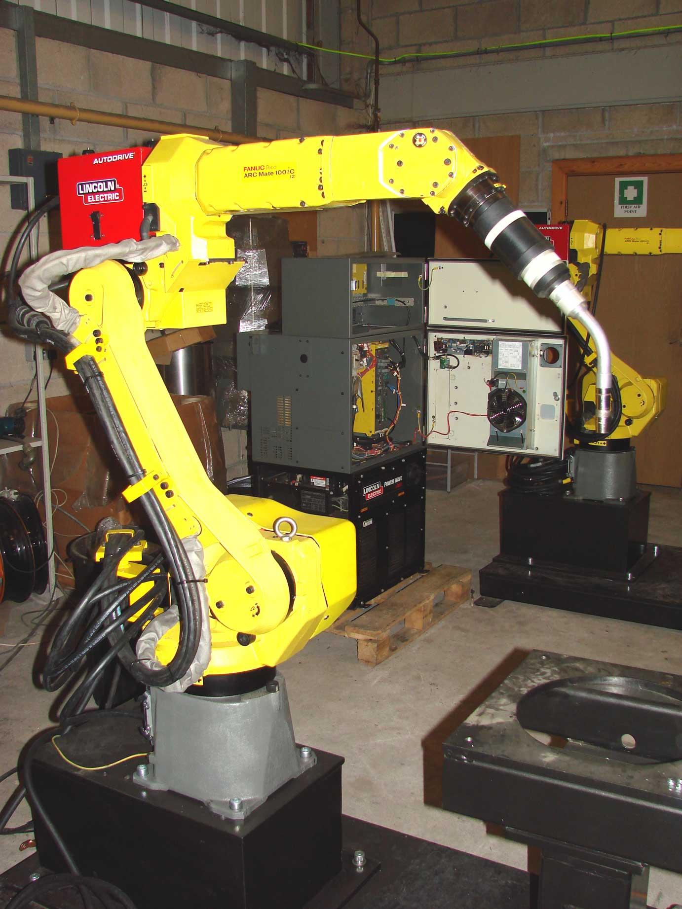 Twin welding PECS for Bulgaria