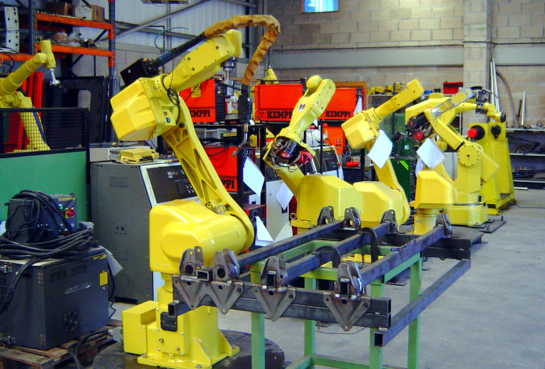 Autotech Robotics Manufacturing With Robot Systems