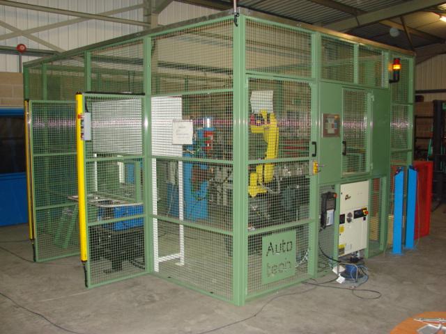 Stud & Nut welding system