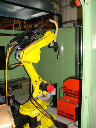 Reconditioned Fanuc Robot's